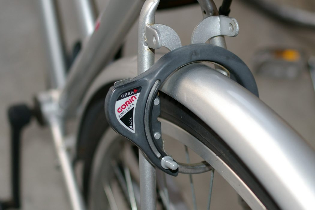 bike lock bicycle