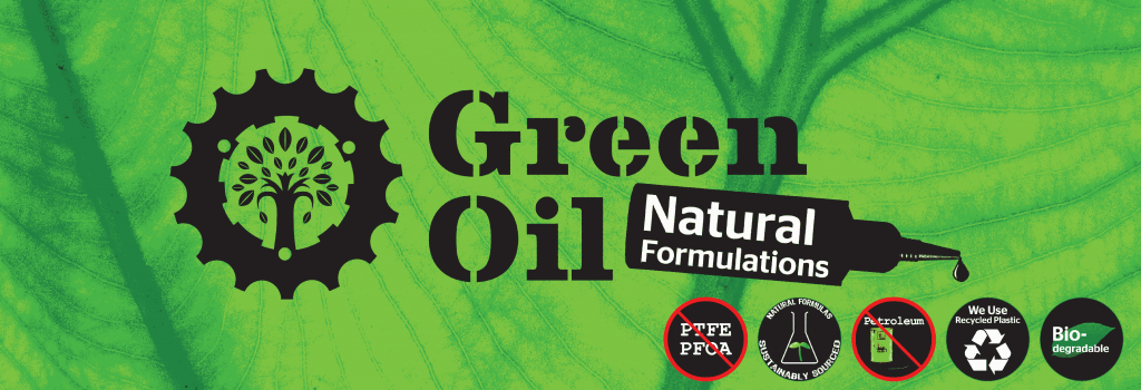 Green oil grease